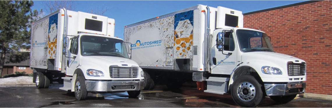 IDSAutoshred Trucks
